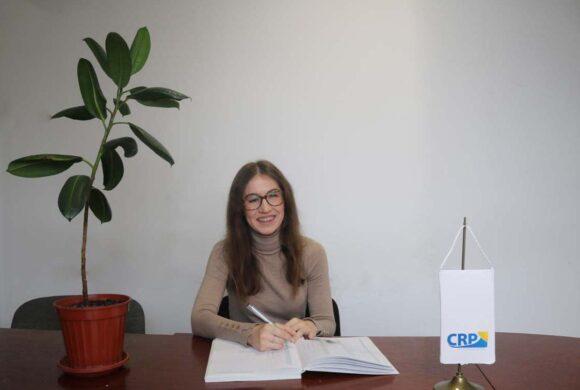 Maja Mijatović, bachelor- inženjer građevinarstva