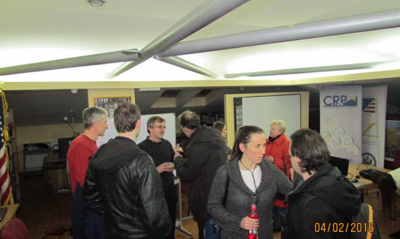 Energetske večeri sa građanima u Tuzli