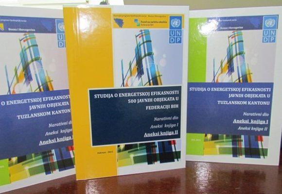 Izrada studije EE u Federaciji BiH – informativni sastanak Travnik
