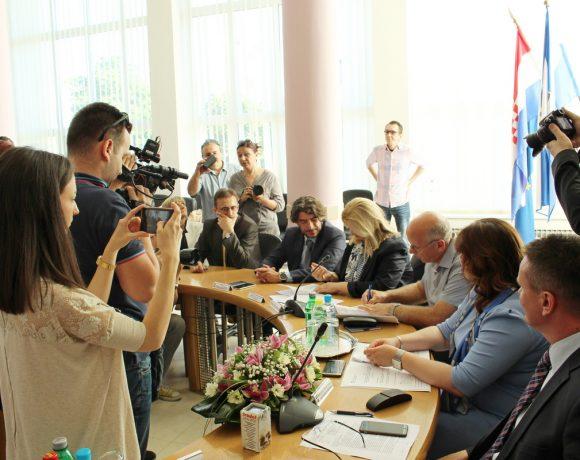 Potpisan ugovor za projekat vrijedan više od 3,2 miliona KM