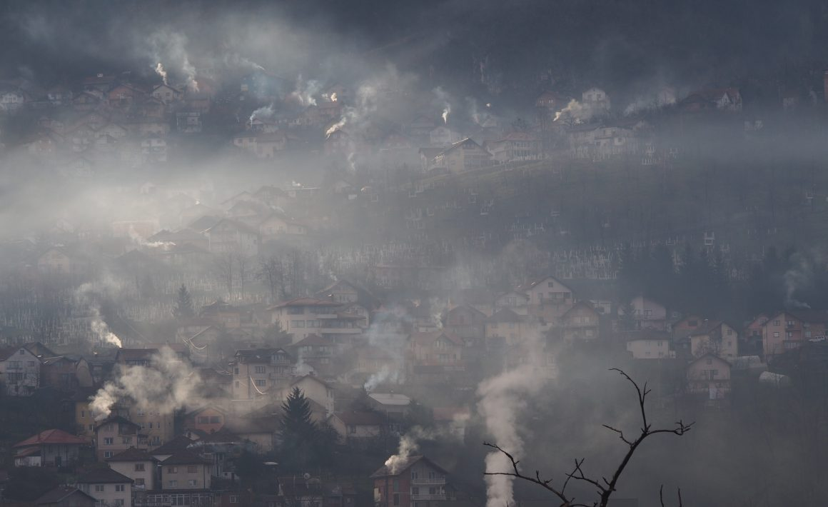 WE ARE THE MOST POLLUTED COUNTRY IN EUROPE and the Ministries of Environment still keep silent!