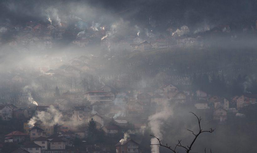 NAJZAGAĐENIJI SMO U EVROPI a ministarstva okoliša i dalje šute! – saopštenje za medije