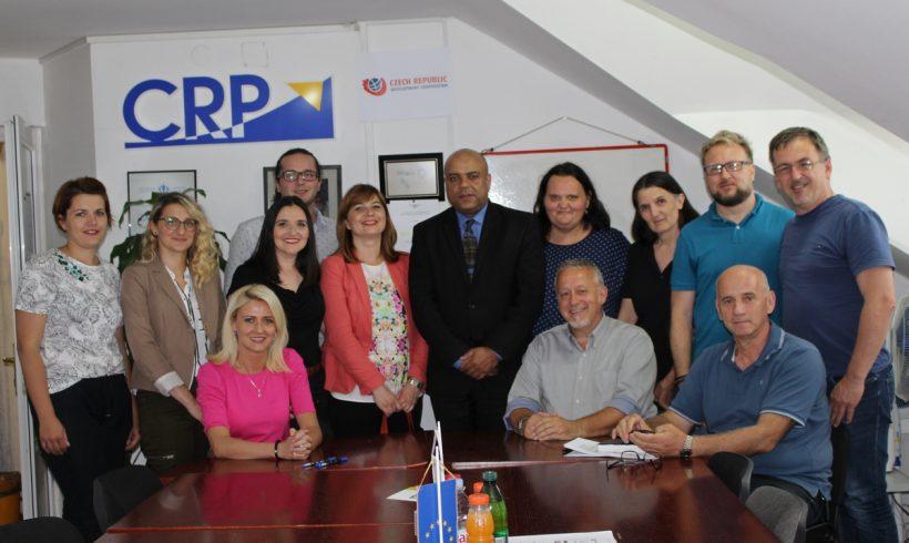 Posjetio nas je ambasador republike Češke u BiH Jakub Skalnik