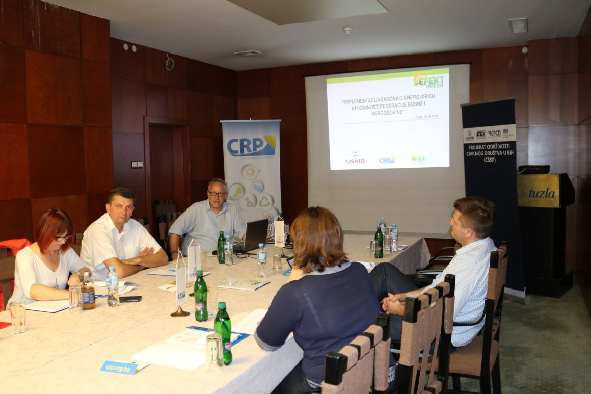 Implementation of the Energy Efficiency Law in the Federation of BiH