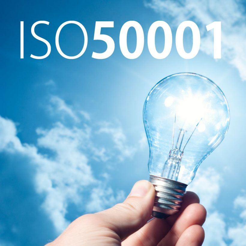 Standard ISO 50001