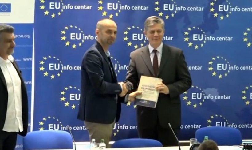 CRP i EFEKT mreža u Alijansi za EU integracije