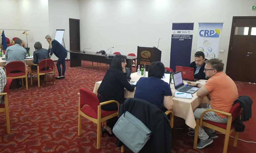Izrada programa poboljšanja EE jedinica lokalne samouprave BiH