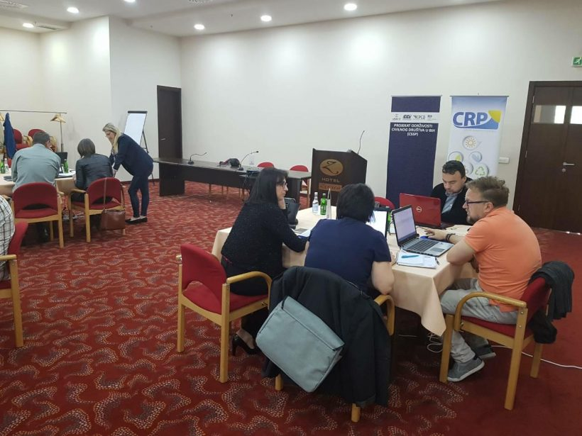 Development of programme for improvement  of EE in local self-governance units in BiH