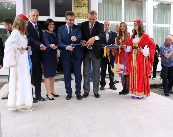 "The first energy efficient ""SMART school"" in Tuzla canton"