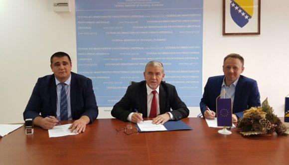 Potpisani ugovori o sufinanciranju projekata EE