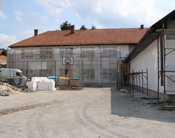 Primary school Gornja Tuzla- new smart school