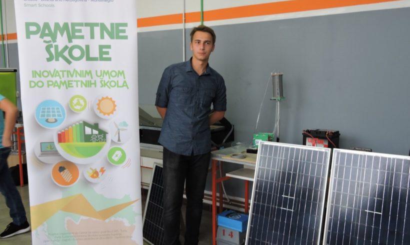 Mladi inovatori- Armenis Mujkić