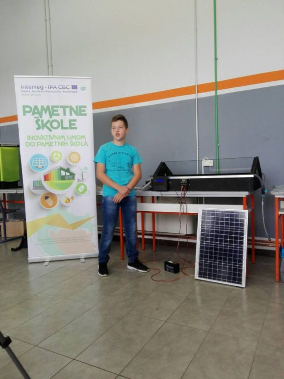 Mladi inovatori – Maid Haskić