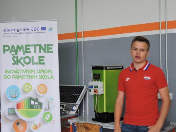 Mladi inovatori- Roko Lukenda