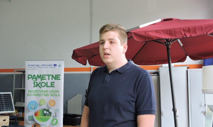Mladi inovatori- Bruno Dabčević