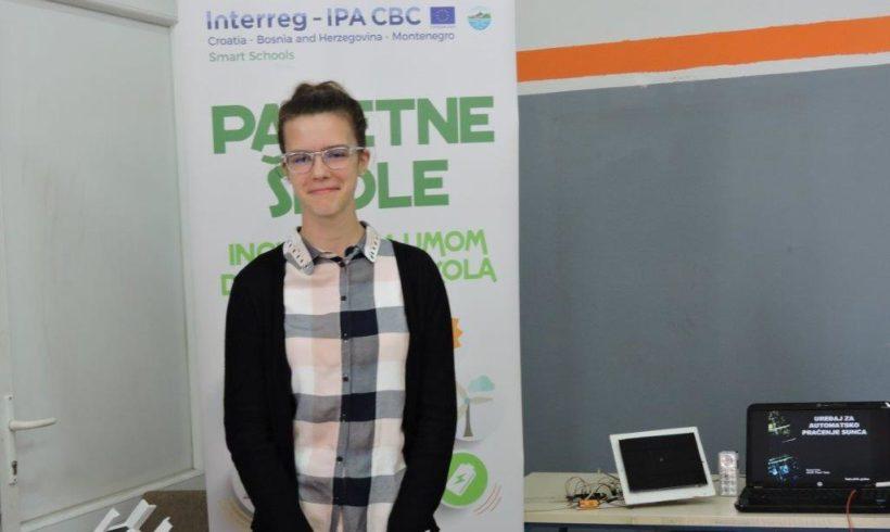 Mladi inovatori – Emina Mandžukić