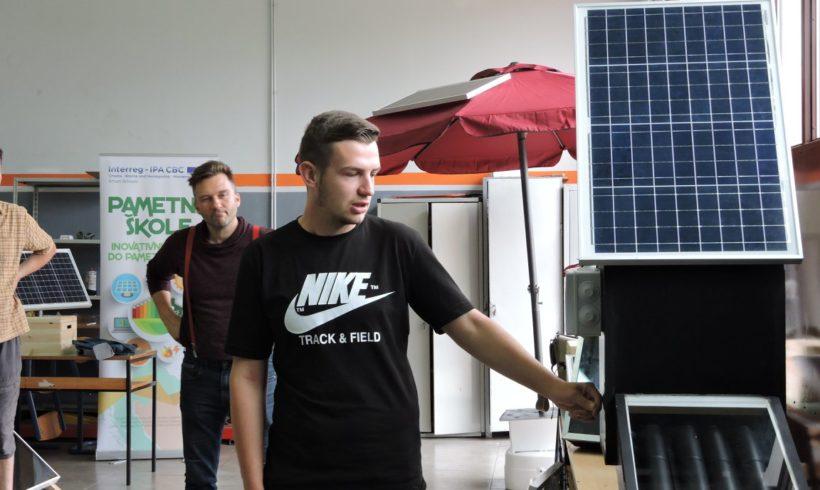 Mladi inovatori – Hasan Hodžić