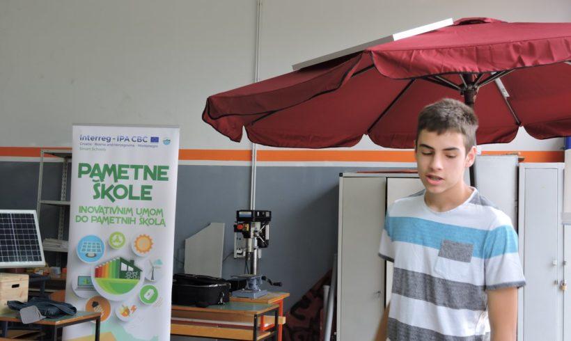 Mladi inovatori – Josip Boroz
