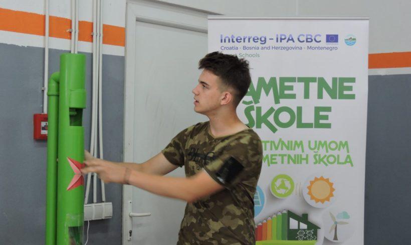 MLADI INOVATORI – Muamer Mrković