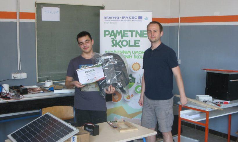 Mladi inovatori – Petar Ilak