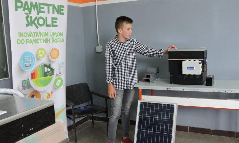 MLADI INOVATORI – Stjepan Begić