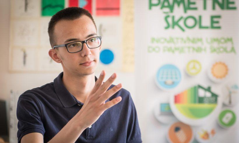 Mladi inovatori- Salko Užičanin