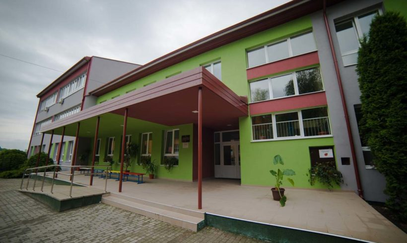 "Ceremonial opening of the primary school ""Sibinjskih žrtava"""