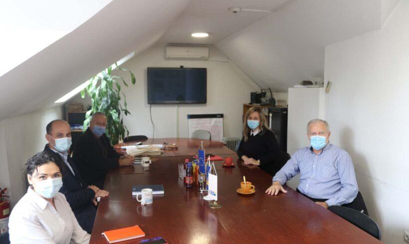 Ministar privrede TK u posjeti CRP-u