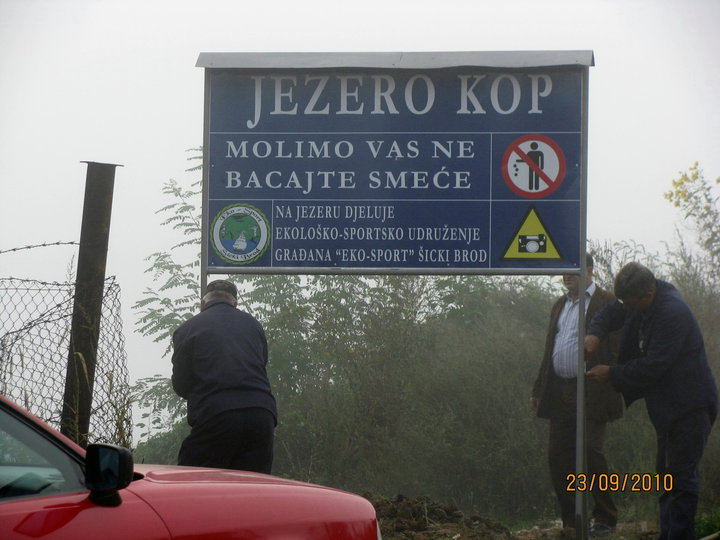 UG Eko-sport Šićki Brod, Tuzla