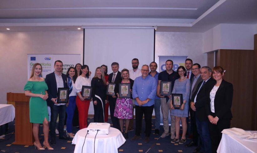 "Dodjela nagrada ""Šampioni zaštite prirode, BH Green Awards"" 2021."